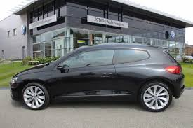 volkswagen coupe find a used black vw scirocco 1 4 tsi gt bmt 125 ps 3 dr coupe