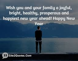 wish you and your family a joyful bright healthy prosperous and