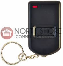 Overhead Door Program Remote Heddolf M219 1k One Button Mini Garage Door Transmitter