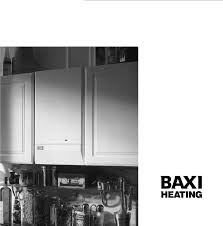 baxi boilers solo 2 pf pdf quick start manual free download u0026 preview