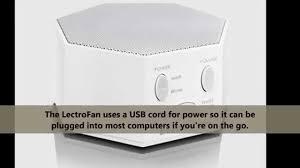 White Noise Machine For Bedroom White Noise Sound Machine Review Does Lectrosound White Noise
