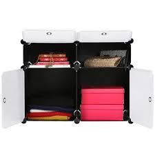 rangement armoire chambre meuble rangement armoire du lit en plastique rangement étagère