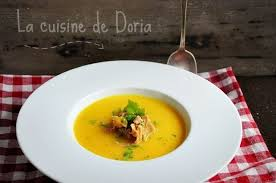 cuisine de doria soupe de légumes à l andouillette stew