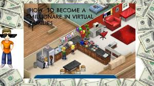 design this home cheats kindle how to become a millionare in virtual families 2 virtual families