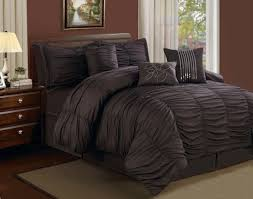 chocolate brown bedspreads 1296