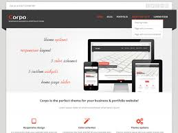 10 free responsive portfolio wordpress themes u2013 free download