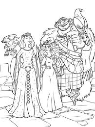 Cartoon Brave Coloring Pages Cartoon Coloring Pages Of Disney Brave Coloring Pages