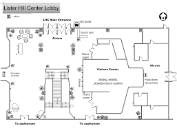 Public Floor Plans by Nlm Building Facilities