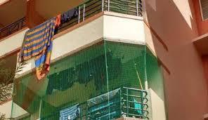 jeevan balcony safety net anti bird nets pigeon nets call 9900706045