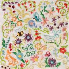 Free Kitchen Embroidery Designs 9 Free Embroidery Sampler Patterns