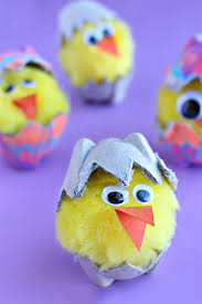 40 adorable easter crafts your kids will love egg cartons