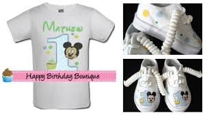 mickey mouse 1st birthday shirt happy birthday boutique mickey mouse birthday