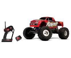 rc monster jam trucks grinder monster jam 1 10 electric rtr rc monster truck