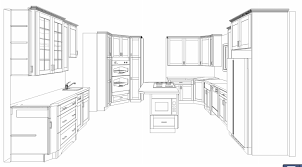pictures plan a kitchen free home designs photos