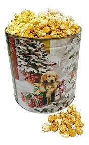 classic collectible gourmet popcorn tin
