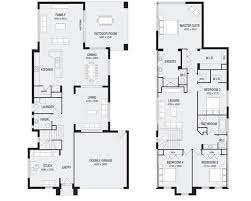 metricon homes floor plans the glendale 38 by metricon the new