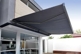 B C Awnings Retractable Patio Awnings For The Home Full Semi U0026 Open