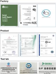 lcie bureau veritas certificate zhejiang future lighting co ltd domestic leading led