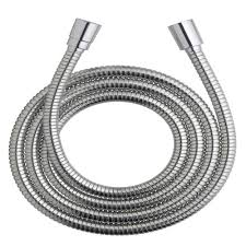 waterpik 75 in stretchable metal shower hose with stretch flex