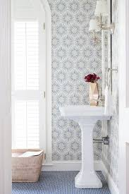 Modern Wallpaper For Bathrooms Bathroom Design Wallpaper In Bathroom Ideas Powder Room Design