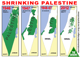 Map Of Israel And Palestine Tpc Bankstown The Arab Israeli Conflict
