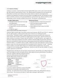Acting Resume Creator by Kuppingercole Leadership Compass Report