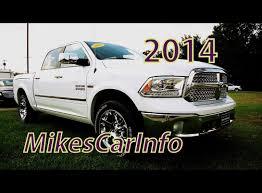 Dodge Truck With Ram Box - 2014 ram 1500 laramie crew cab ram box youtube