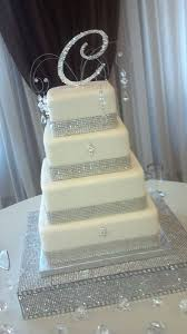 bling cake stand bling wedding cake stand square dazzling diamonds creative ideas