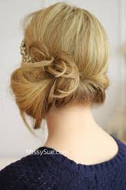 easy 1920s hairstyles tuck and cover great gatsby style