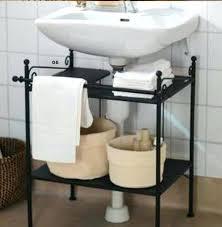 cheap bathroom storage ideas bathroom sink with storage sink cabinet bathroom storage