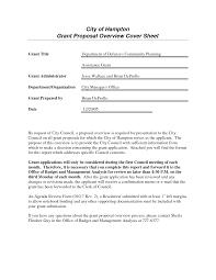 cover letter for funding application gallery cover letter sample
