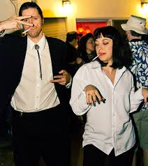 Cool Halloween Costumes Couples Channel Favorite Quentin Tarantino Characters Halloween