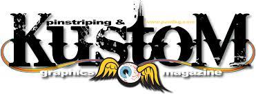 pkg pinstriping u0026 kustom graphics magazine