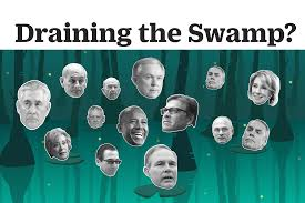 who was in washington s cabinet donald trump cabinet is he really draining the sw