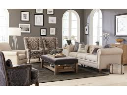 Couch Lengths by Craftmaster Living Room Sofa 743254 Craftmaster Hiddenite Nc