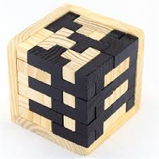 click to buy u003c u003c wooden puzzle iq brain teaser interlocking puzzles
