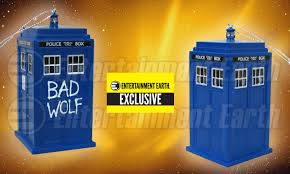 bad wolf creates and cheer as new exclusive doctor