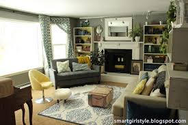 impressive living room makeover ideas with before and after living