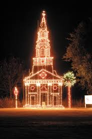 best places in the south christmas in charleston south carolina