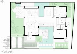 u shaped floor plans with courtyard awesome courtyard house plans home gallery u shaped small modern