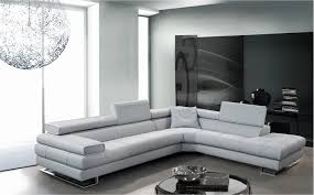Modern Sectional Leather Sofas Furniture Luxury Modern Living Room Italy Genuine Cow Leather