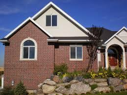 amazing brick style homes interior and exterior designs