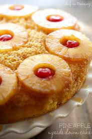 pineapple upside down cake chef in training