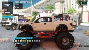Ford Raptor Truck - the crew ford raptor monster truck spec youtube