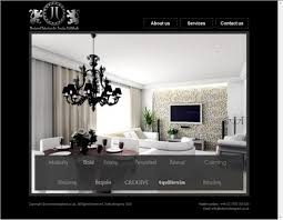 make your own website custom home interior design websites