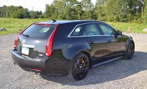 cadillac cts v wagon for sale 2012 cadillac cts v wagon 6 speed for sale on bat auctions sold