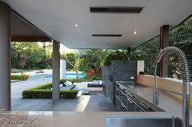 Houzz Backyard Patio by Houzz Outdoor Kitchens Patio Contemporary With Outdoor Kitchen