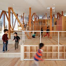 Day Care Center Floor Plan Kindergarten Architecture And Interior Design Dezeen