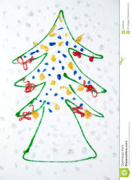 100 christmas tree drawing tree free coloring book pages