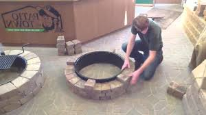 Fire Pits Home Depot Fire Pit Bricks Home Depot Lenassweethome Furniture Ideas